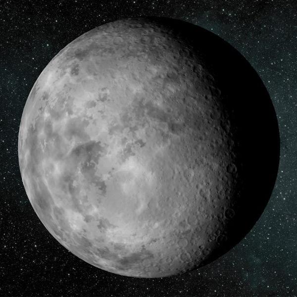 Kepler-37b van dichtbij gezien. Artistieke impressie: NASA / Ames / JPL-Caltech.