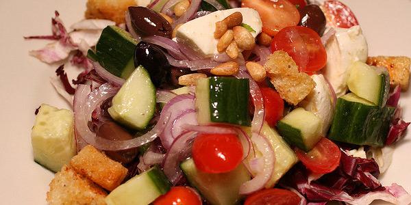 mediterrane salade