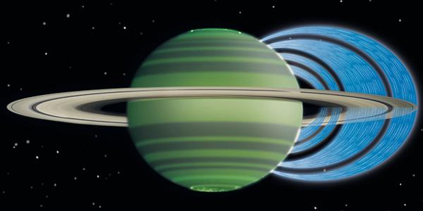 ringen van Saturnus