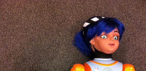 Robot Alice. Foto: Matthijs Pontier.