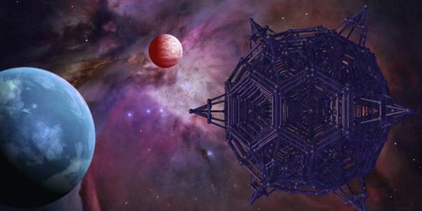 ruimtesonde-melkweg