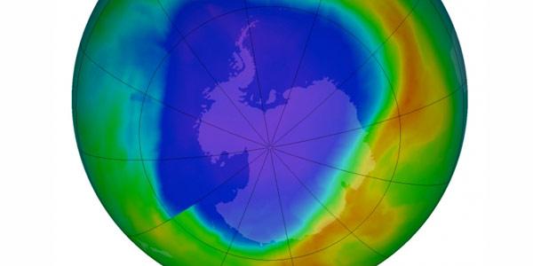 gat in de ozonlaag (paars)