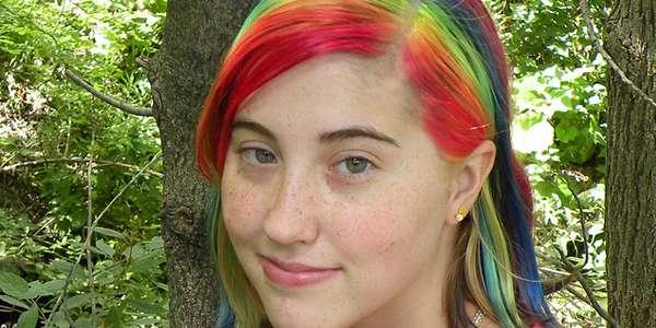 Hup een kleurtje erin! Foto: Mina (cc via Flickr.com).