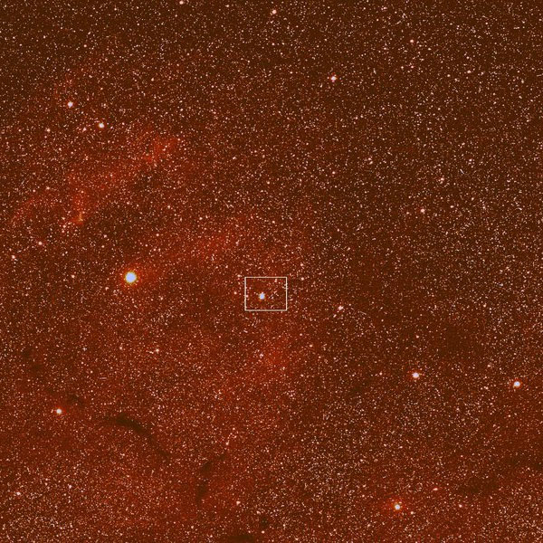 Foto: ESA © 2014 MPS voor OSIRIS-Team MPS / UPD / LAM / IAA / SSO / INTA / UPM / DASP / IDA.