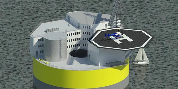 drijvende-kerncentrale