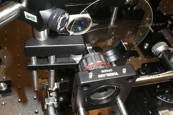 De camera. Afbeelding: Universiteit van Tokio.