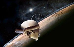Volgend jaar komt de New Horizons-ruimtesonde aan bij de dwergplaneet Pluto. We krijgen dan de eerste scherpe beelden te zien van Pluto en haar manen.