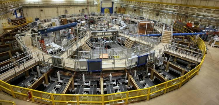 Hier kunnen wetenschappers de verrichtingen van de Z-machine volgen. Foto: Sandia.gov.