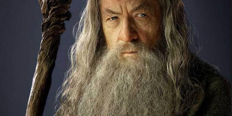 Tovenaar Gandalf, één van de figuren waarmee Tolkiengelovigen graag in contact treden.