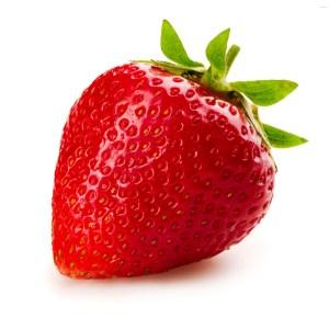Aardbeien staan op de 'Dirty Dozen'-lijst. Het is verstandig om dus biologische aardbeien te kopen.