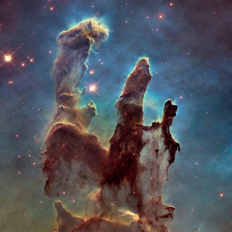 Afbeelding: NASA / ESA / Hubble and the Hubble Heritage Team.