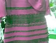 Met een rode jurk hadden we dit probleem niet gehad. Afbeelding: Gegenfurtner et al. / Current Biology.
