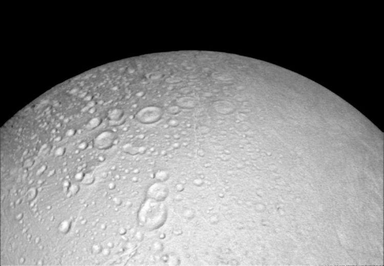 Foto: NASA / JPL-Caltech / Space Science Institute.
