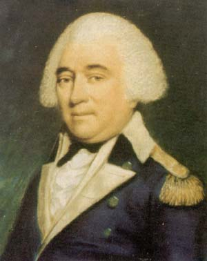 'Mad' Anthony Wayne. Afbeelding: James Sharpless (via Wikimedia Commons).