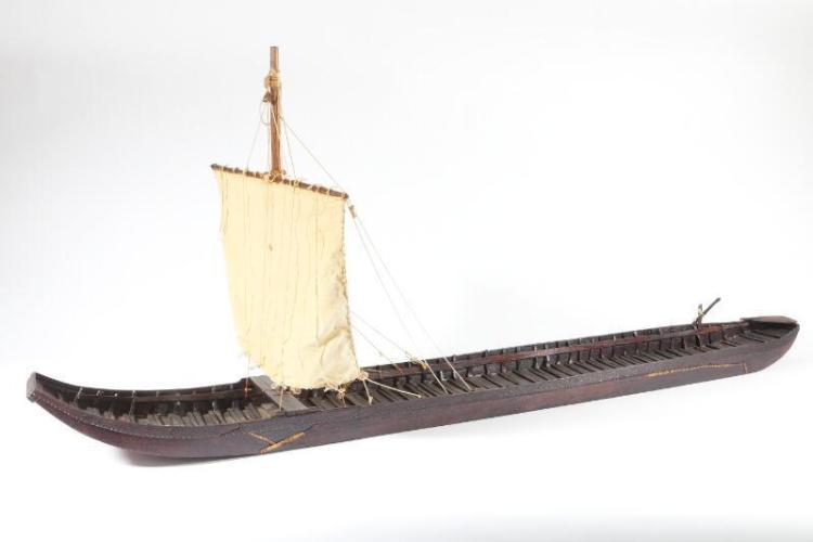 Model van de Zwammerdam 4.