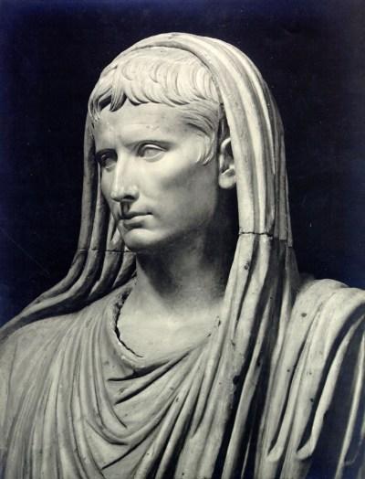 Keizer Augustus.
