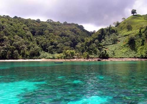 Cocoseiland: niet alleen adembenemend mooi, maar ook een schateiland? Afbeelding: Torombolix (via Wikimedia Commons).