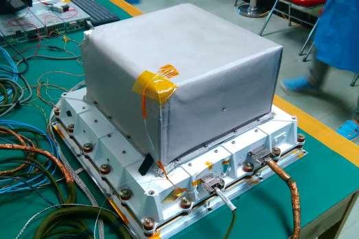 Het POLAR-instrument.