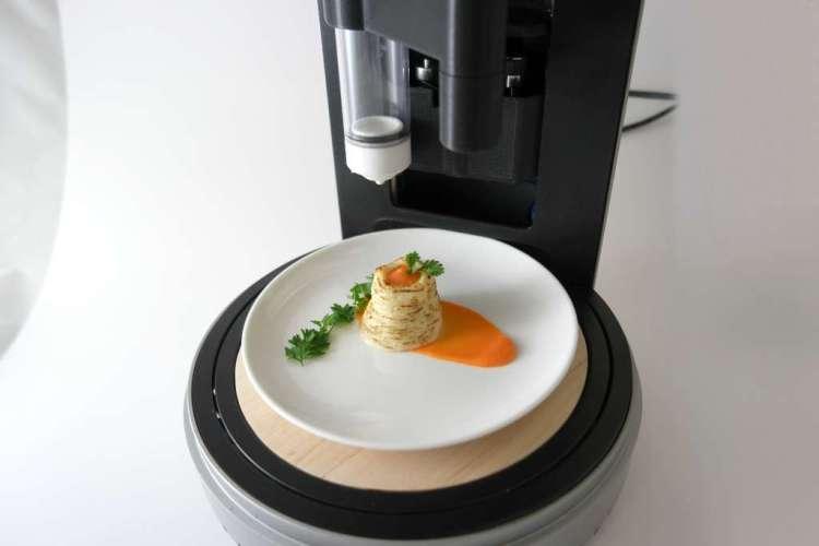 Vers van de pers: vismousseline met wortel.