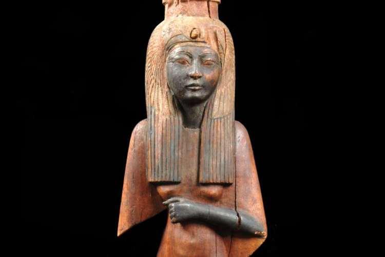 Ahmose-Nefertari. Afbeelding: Rijksmuseum van Oudheden.