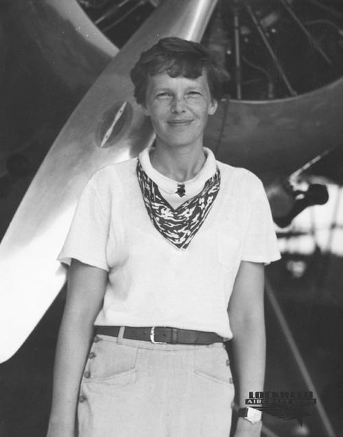 Amelia Earhart: het is volgend jaar tachtig jaar geleden dat ze verdween.