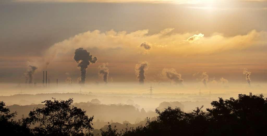 38f6f84f83f CO2-concentratie in de atmosfeer is in de afgelopen drie miljoen jaar nog  nooit zo hoog geweest