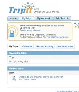 tripit, travel apps, kayak, david pogue