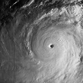 earth's strongest typhoon, typhoon