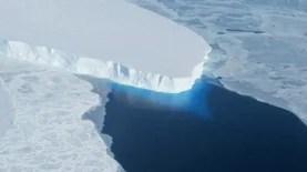 Antarctica's Twaites Glacier