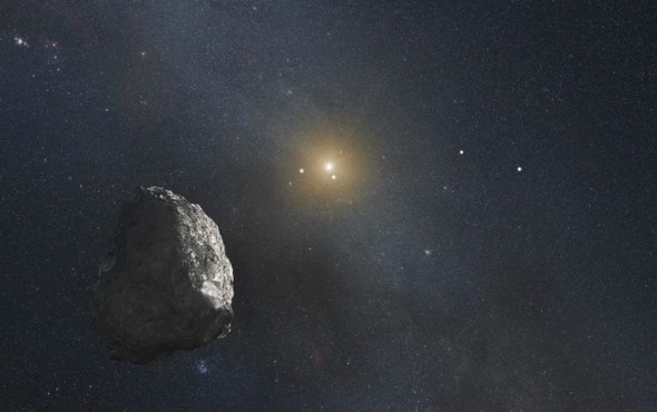 New Dwarf Planet Found in Our Solar System - Scientific ...