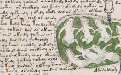 Antichi manoscritti, moderni informatici e codici segreti