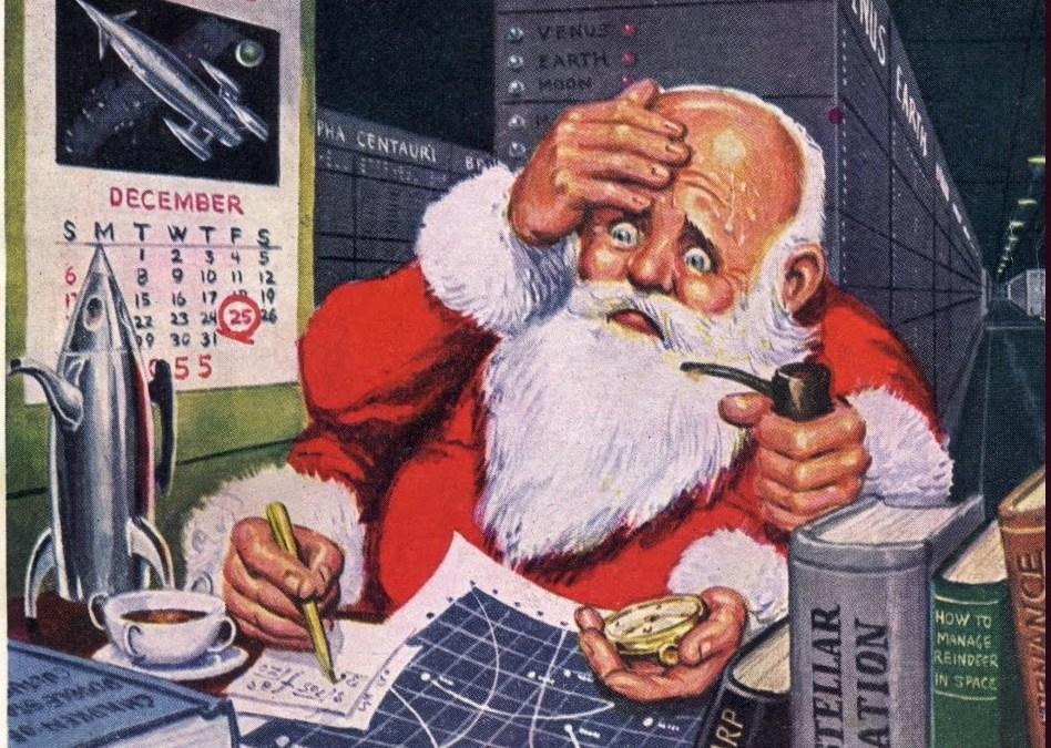 Babbo Natale quantistico