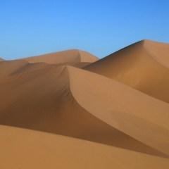 Una melodia tra le dune del deserto