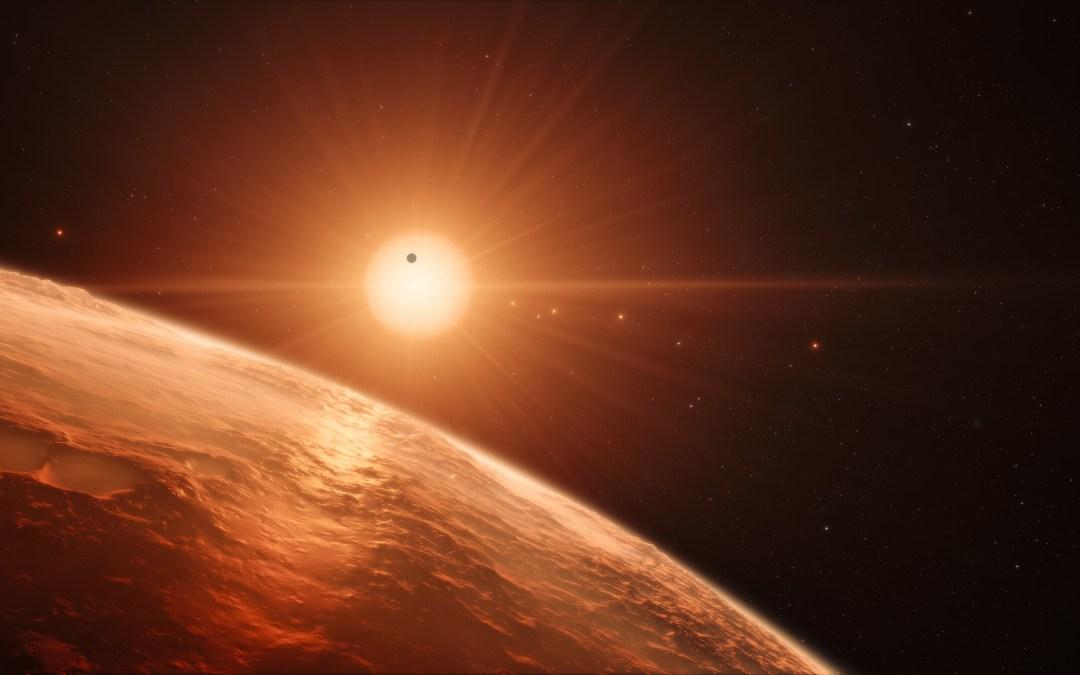 NASA: sette nuovi promettenti esopianeti