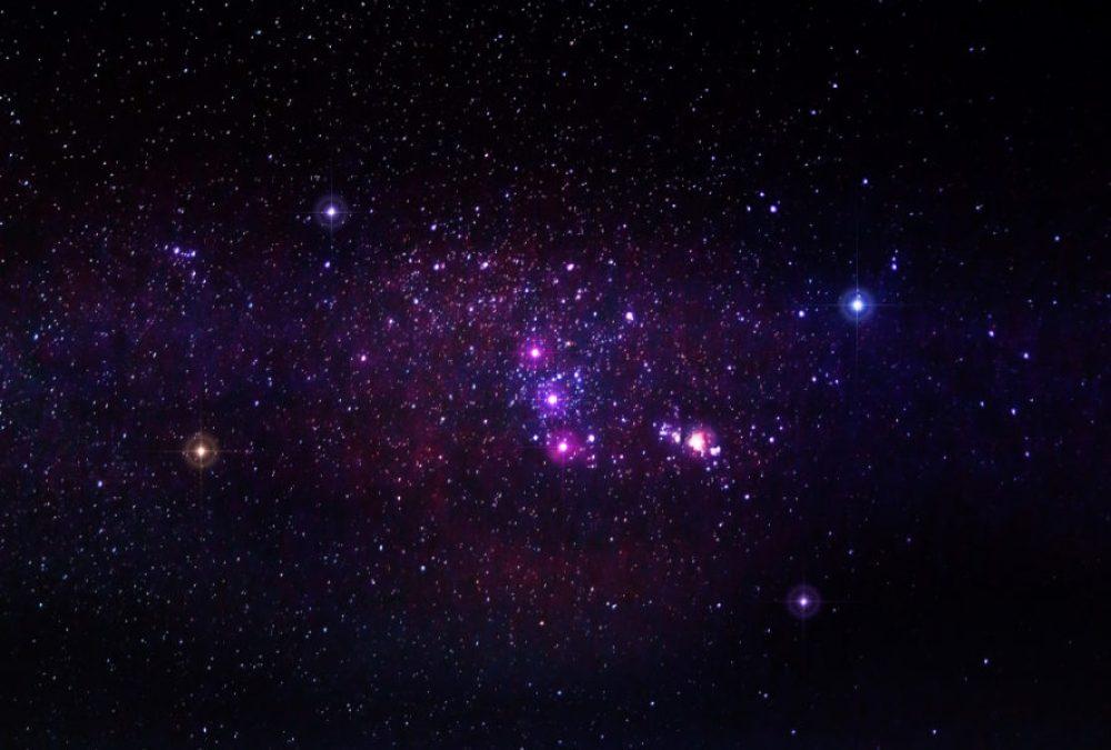 Una nuova pagina nell'astrofisica