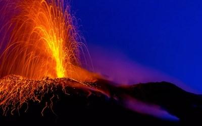Vulcani inflazionati