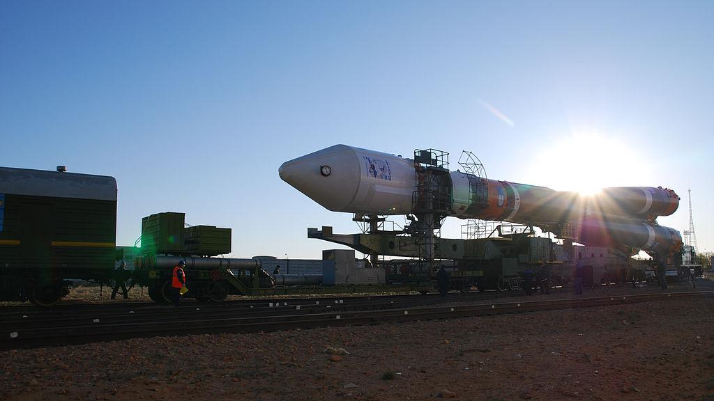 Sfrecciare da Bajkonur a qualche pianeta lontano