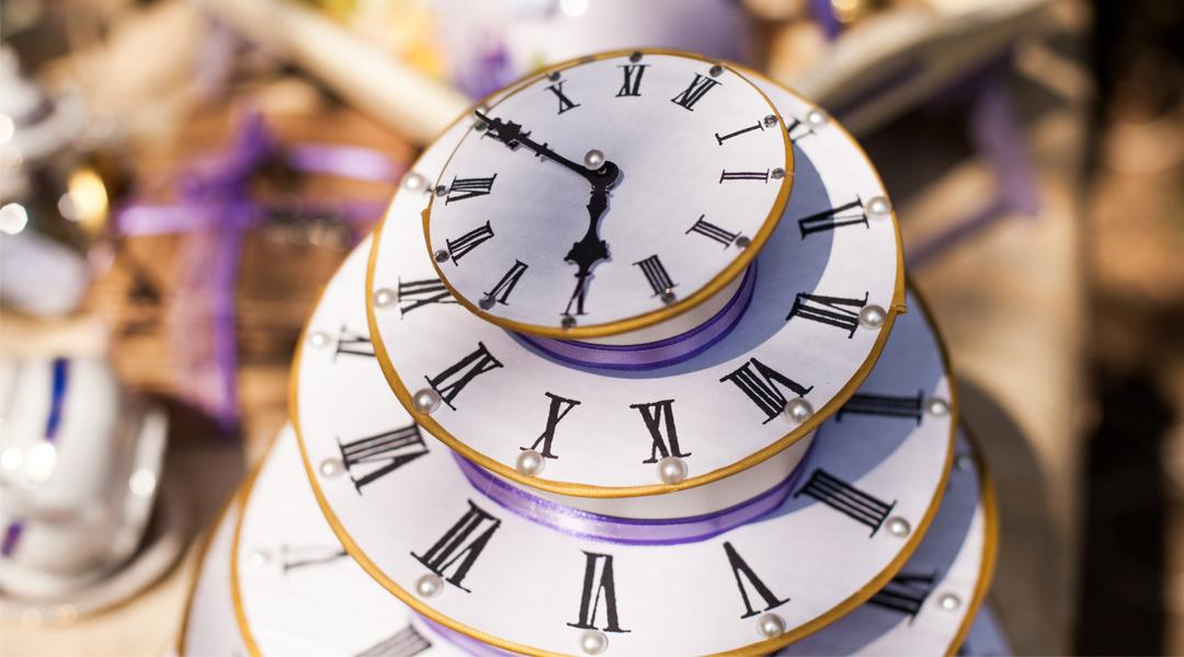 Orologio e prova del nove