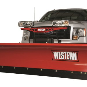 HTS Snow Plow Western Scientific Brake