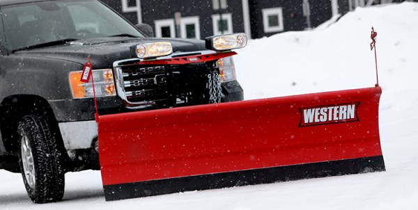 Pro Plow Series 2 Western Scientific Brake Plow