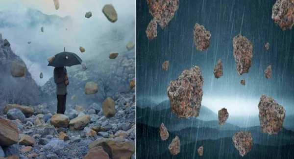 Rain On Other Planets isn't watery; it even rain diamonds ...