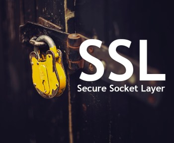 Website secure connection using SSL Certificate