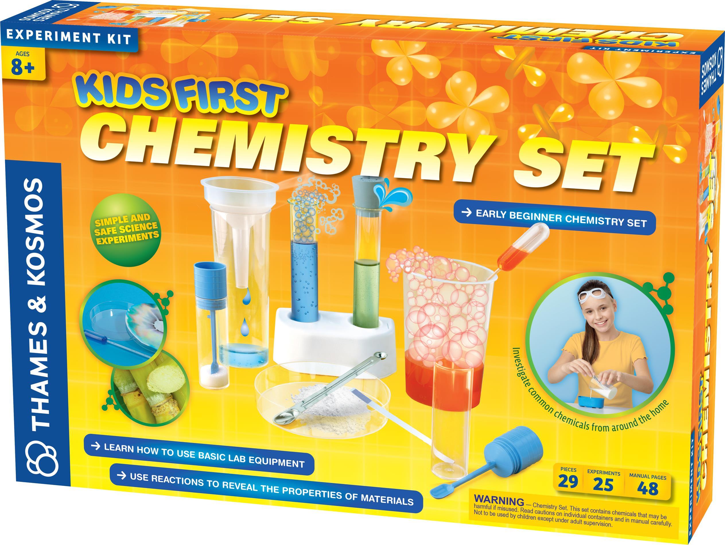 Kids First Chemistry Kit