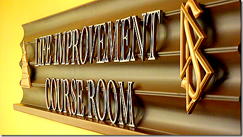 Life Improvement Courseroom in the Founding Church of Scientology of Washington, DC