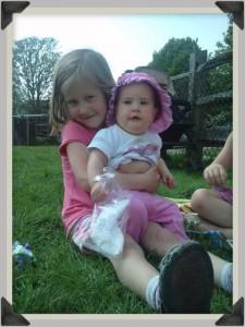 Siobhan's cute kids