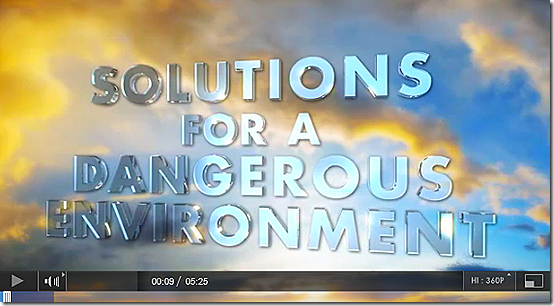 Solutions for a Dangerous Environment Video - Scientology video on tools to deal with a Dangerous Environment