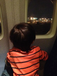 Excited for Take Off to Jamaica