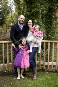 Hailley and her beautiful family.