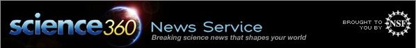 Science360 News Service - Breaking Science that Shapes Your World - Brought to you by NSF