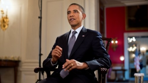 Watch the President's weekly address